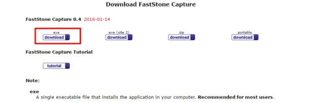 скачать faststone capture