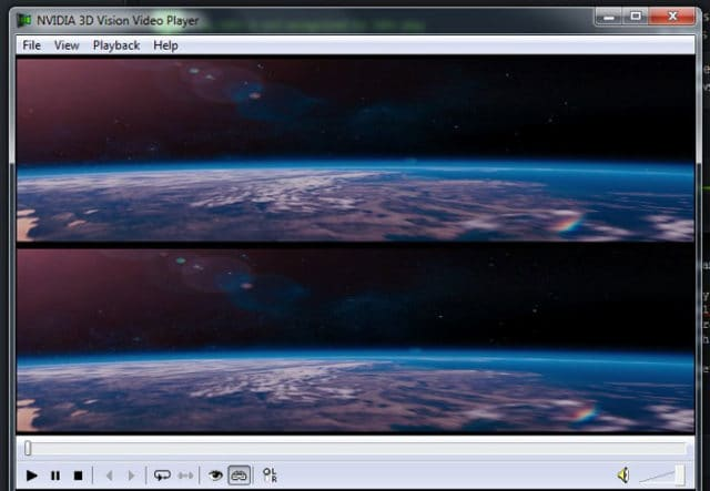3D Vision Video Player